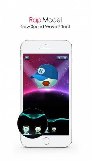 iPhone、iPadアプリ「WeChat Voice」のスクリーンショット 4枚目