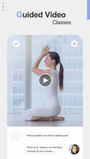 iPhone、iPadアプリ「Daily Yoga - Workout & Fitness」のスクリーンショット 3枚目