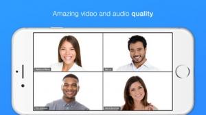 iPhone、iPadアプリ「ZOOM Cloud Meetings」のスクリーンショット 3枚目