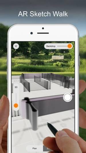 iPhone、iPadアプリ「Morpholio Trace -スケッチ CAD」のスクリーンショット 3枚目