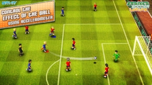 iPhone、iPadアプリ「Striker Soccer London: your goal is the gold」のスクリーンショット 3枚目