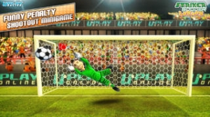 iPhone、iPadアプリ「Striker Soccer London: your goal is the gold」のスクリーンショット 4枚目