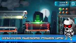 iPhone、iPadアプリ「Gravity Guy 2」のスクリーンショット 5枚目