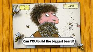 iPhone、iPadアプリ「The Grunts: Beard of Bees」のスクリーンショット 1枚目