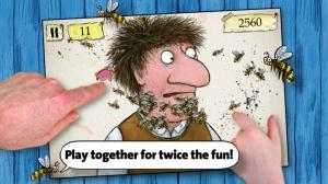 iPhone、iPadアプリ「The Grunts: Beard of Bees」のスクリーンショット 5枚目