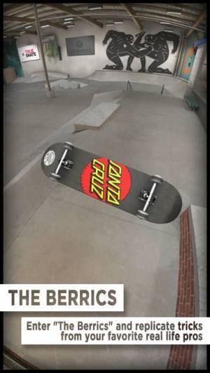 iPhone、iPadアプリ「True Skate」のスクリーンショット 4枚目