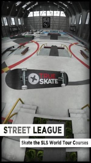 iPhone、iPadアプリ「True Skate」のスクリーンショット 3枚目