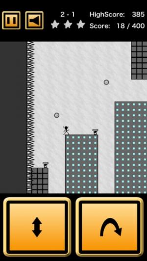 iPhone、iPadアプリ「逃げて~!」のスクリーンショット 3枚目