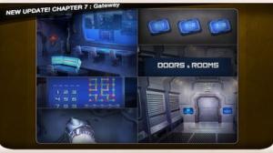 iPhone、iPadアプリ「脫出ゲーム:ドアス&ルームズ」のスクリーンショット 5枚目