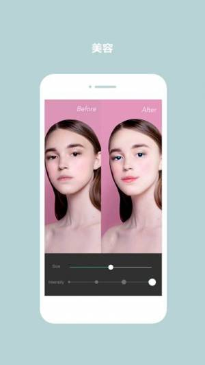 iPhone、iPadアプリ「Cymera(サイメラ)」のスクリーンショット 4枚目