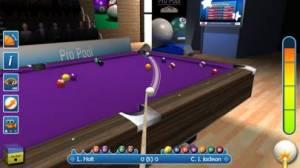 iPhone、iPadアプリ「Pro Pool 2019」のスクリーンショット 4枚目