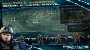 iPhone、iPadアプリ「Frontline Tactics」のスクリーンショット 4枚目