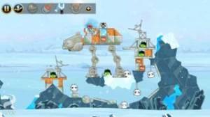 iPhone、iPadアプリ「Angry Birds Star Wars」のスクリーンショット 2枚目