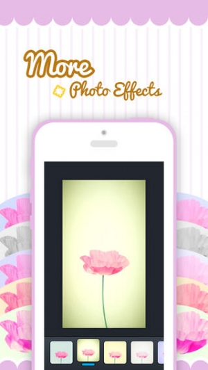 iPhone、iPadアプリ「Pic-Frame Grid, Picture Collage Maker & Photo Editor Effects」のスクリーンショット 5枚目