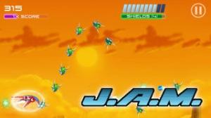 iPhone、iPadアプリ「J.A.M.」のスクリーンショット 3枚目