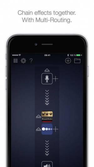 iPhone、iPadアプリ「Audiobus 2」のスクリーンショット 4枚目