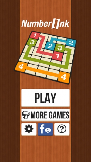 iPhone、iPadアプリ「Number Link Pro - Logic Path Board Game」のスクリーンショット 5枚目