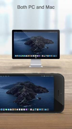 iPhone、iPadアプリ「Splashtop Personal for iPhone」のスクリーンショット 2枚目