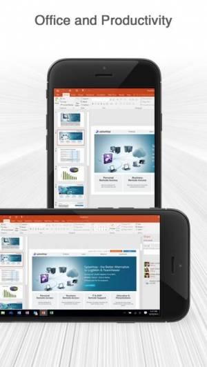 iPhone、iPadアプリ「Splashtop Personal for iPhone」のスクリーンショット 4枚目