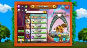 iPhone、iPadアプリ「ドラゴンシティ」のスクリーンショット 5枚目