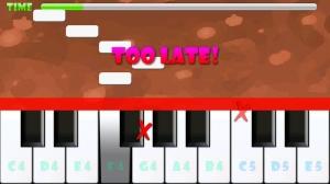 iPhone、iPadアプリ「ピアノマスター」のスクリーンショット 3枚目