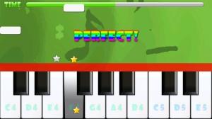 iPhone、iPadアプリ「ピアノマスター」のスクリーンショット 1枚目
