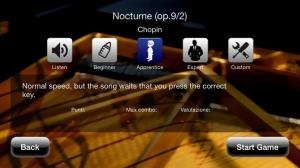iPhone、iPadアプリ「ピアノマスター」のスクリーンショット 5枚目
