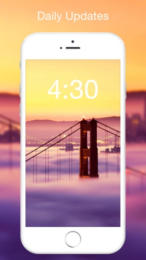 iPhone、iPadアプリ「10,000+ Wallpapers for iPhone 6/6 Plus」のスクリーンショット 3枚目