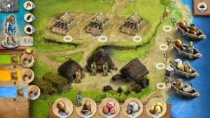 iPhone、iPadアプリ「Stone Age: The Board Game」のスクリーンショット 4枚目