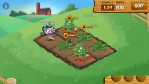 iPhone、iPadアプリ「Fizzy's Lunch Lab: Hectic Harvest」のスクリーンショット 2枚目
