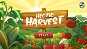 iPhone、iPadアプリ「Fizzy's Lunch Lab: Hectic Harvest」のスクリーンショット 1枚目