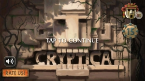 iPhone、iPadアプリ「Cryptica」のスクリーンショット 1枚目