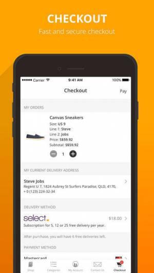 iPhone、iPadアプリ「Mysale」のスクリーンショット 5枚目