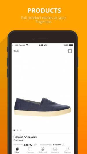 iPhone、iPadアプリ「Mysale」のスクリーンショット 4枚目