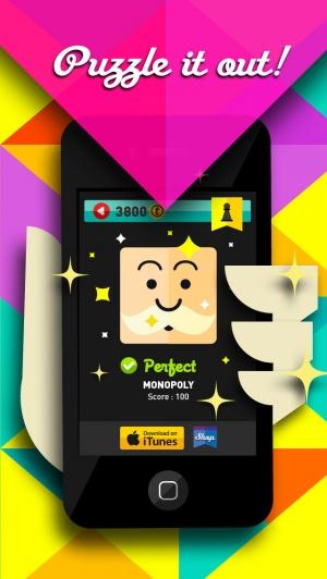 iPhone、iPadアプリ「Icon Pop Quiz」のスクリーンショット 5枚目