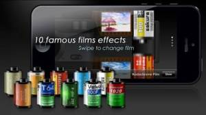 iPhone、iPadアプリ「Fisheye - Film and LOMO Lens」のスクリーンショット 5枚目