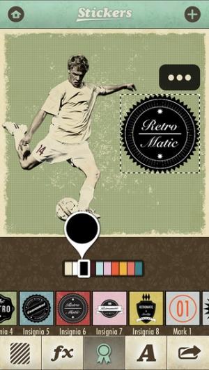 iPhone、iPadアプリ「Retromatic 2.0」のスクリーンショット 4枚目