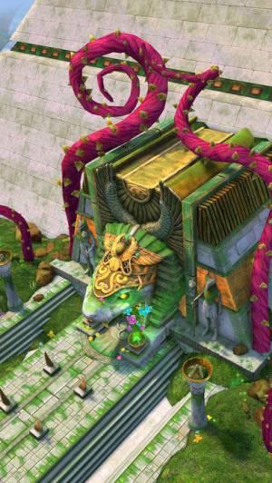 iPhone、iPadアプリ「Temple Run 2」のスクリーンショット 3枚目