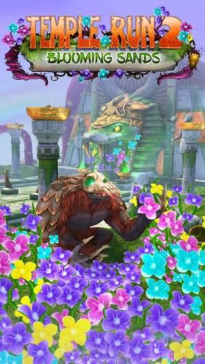 iPhone、iPadアプリ「Temple Run 2」のスクリーンショット 2枚目