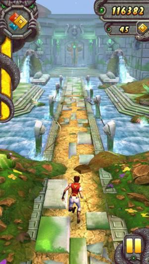 iPhone、iPadアプリ「Temple Run 2」のスクリーンショット 5枚目