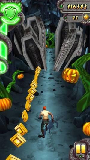 iPhone、iPadアプリ「Temple Run 2」のスクリーンショット 4枚目
