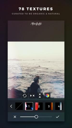 iPhone、iPadアプリ「Afterlight」のスクリーンショット 3枚目