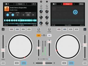 iPhone、iPadアプリ「OneDJ」のスクリーンショット 4枚目