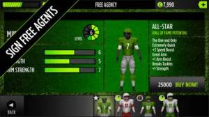 iPhone、iPadアプリ「GameTime Football with Mike Vick」のスクリーンショット 4枚目