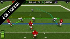 iPhone、iPadアプリ「GameTime Football with Mike Vick」のスクリーンショット 1枚目