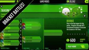 iPhone、iPadアプリ「GameTime Football with Mike Vick」のスクリーンショット 5枚目