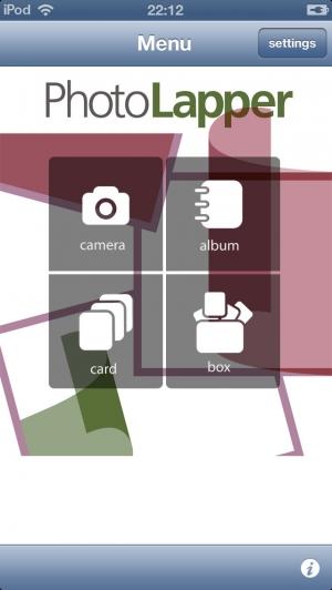 iPhone、iPadアプリ「PhotoLapper」のスクリーンショット 2枚目