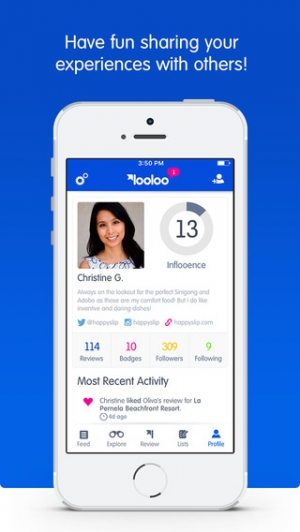 iPhone、iPadアプリ「looloo Philippines」のスクリーンショット 5枚目