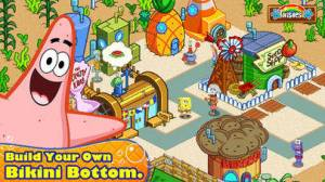 iPhone、iPadアプリ「SpongeBob Moves In」のスクリーンショット 3枚目