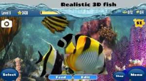 iPhone、iPadアプリ「Fish Farm 2」のスクリーンショット 2枚目